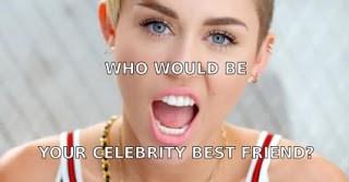 Who Is My Celebrity Best Friend