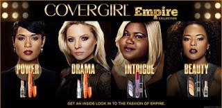 Empire Fox CoverGirl