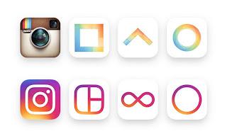 New Instagram Update, Logo