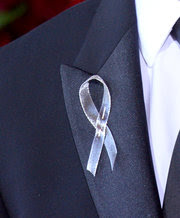 What Does The Silver Ribbon Represent?