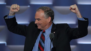 Is Tim Kaine Gay?