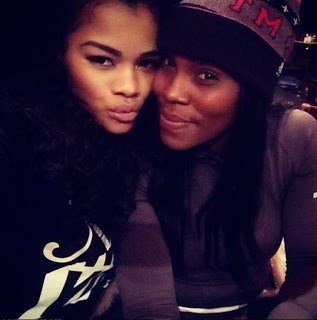 Nikki Taylor Teyana Taylor's Mother