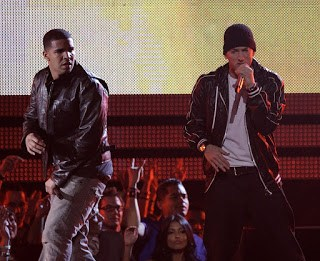 What Happened With Drake And Eminem?