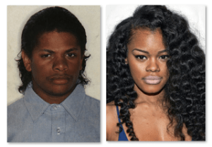 Is Teyana Taylor Eazy E's Daughter?