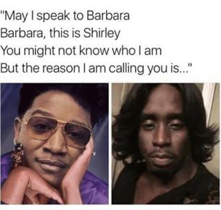P. Diddy Yung Joc Wig Haircut Memes