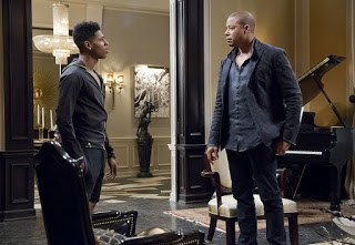Lucious and Hakeem Empire