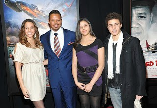 Terrence Howard Kids