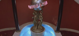 Scarface The World Is Yours Statute