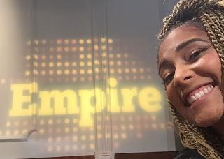 Amanda Seales Empire After-Show