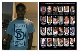 Kajuan Raye Chicago Police Shooting
