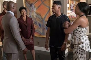 Who Plays Angelo's Mom On Empire? Diana Dubois? Phylicia Rashad