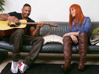 Stevie J And Faith Evans