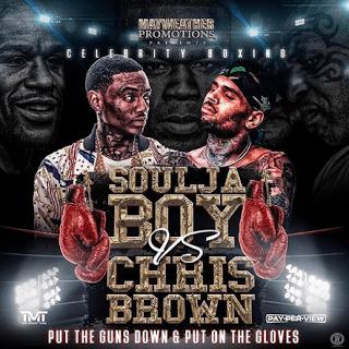 Chris Brown Vs Soulja Boy Tickets