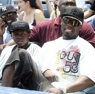 How Many Kids Does 50 Cent Have? Son, Marquis Jackson