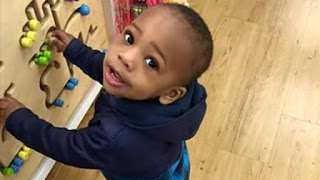 Lavontay White Toddler Shot On Facebook Live
