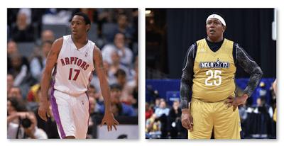 new concept b1b73 3e79f Master P - Fat, Toronto Raptors, Percy Miller NBA - Empire BBK