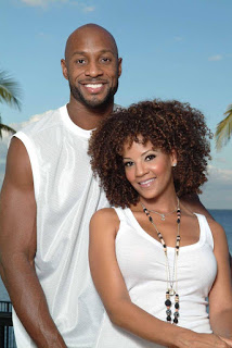 Alonzo Mourning Wife Tracy Mourning