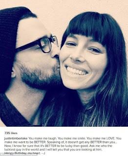 Justin Timberlake Jessice Biel