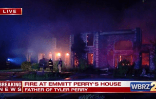 Emmitt Perry Sr Tyler Perry Father House On Fire