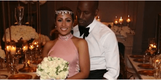 Tyrese Gibson New Wife Name