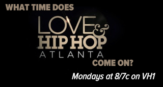 What Time Does LHHATL Come On? 2017