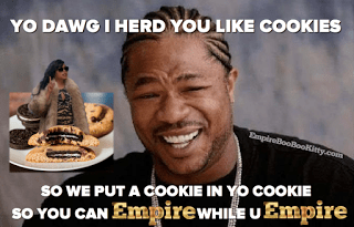 Xzibit Yo Dawg Meme Empire Fox Cookie