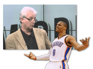 Russell Westbrook Berry Tramel Mr. Unreliable