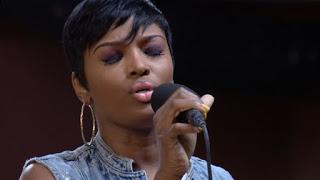 Ariane Love And Hip Hop Singing