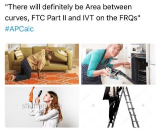 AP Calc Memes