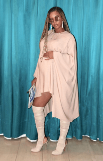 Beyonce Pregnancy Photoshoot