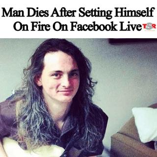 Jared McLemore Memphis Set Himself On Fire Video
