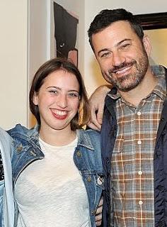 Jimmy Kimmel Daughter Katie