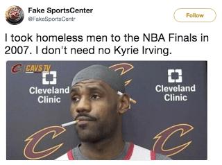 Kyrie Irving Memes