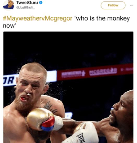 McGregor Mayweather Fight Memes