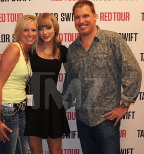 Taylor Swift Photo DJ David Mueller
