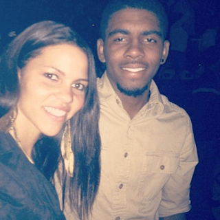 Kyrie Irving Girlfriend Doc Rivers Daughter Callie?