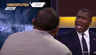 Shannon Sharpe Ray Lewis Undisputed