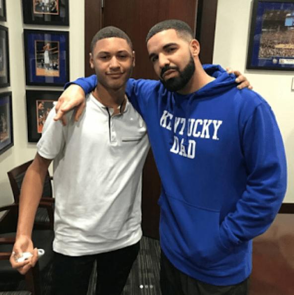 Drake Kentucky Dad