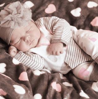 Gideon Yeakley Daughter
