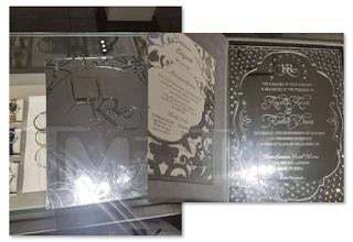Gucci Mane Keyshia Ka'Oir Wedding Invitations
