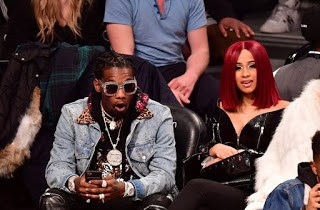 How Long Have Cardi B And Offset Been Together?
