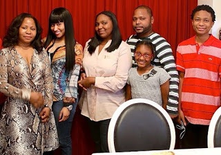Nicki Minaj's Brother Jelani Maraj Wife Jacqueline