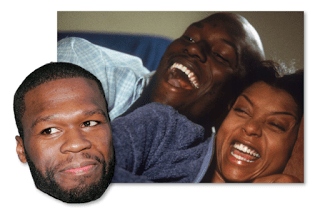 50 Cent Tyrese Taraji P. Henson