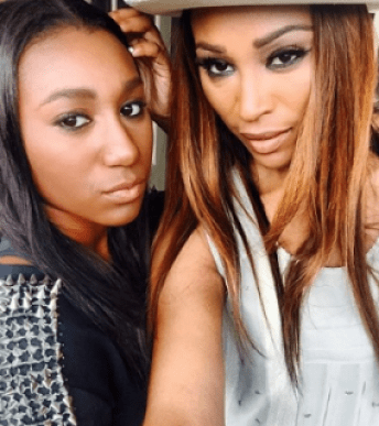 Cynthia Bailey Daughter Noelle Robinson