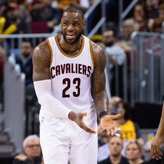 How Many Times Has LeBron James Fouled Out In His Career?