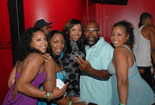 Sharina Hudson With Charlamagne's Father