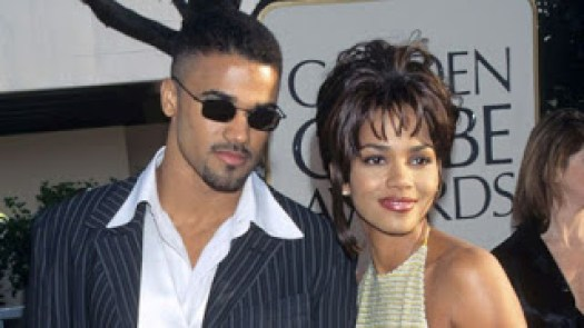 Shemar Moore Halle Berry