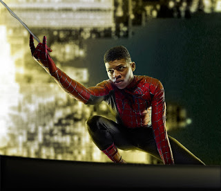 Bryshere Y. Gray Spider-Man