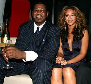 Eric Carter Beyonce