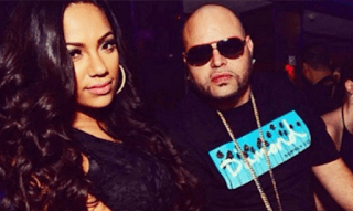 Erica Mena Baby Daddy Raul Conde
